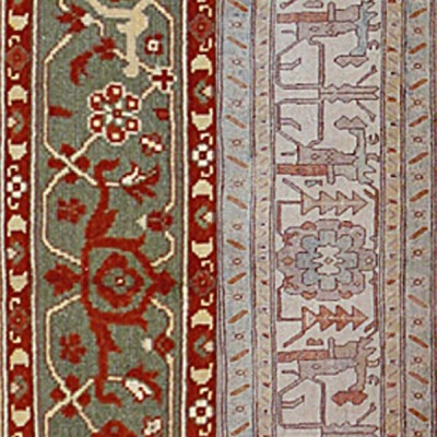 Bamyan Border Design Runners