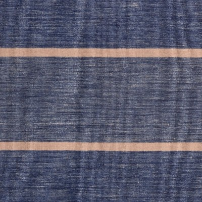 Handloom Flat Weave Peacock Blue HR